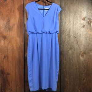 ASOS Periwinkle Dress Size 12 GUC